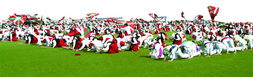 agintariena arabako dantzari eguna