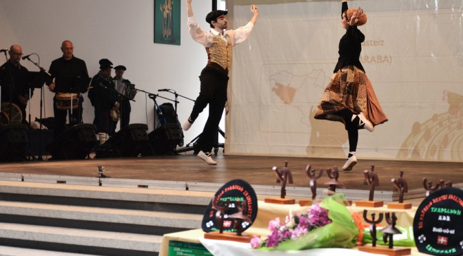 Concurso de Aurresku y Concurso de Baile al Suelto de Álava