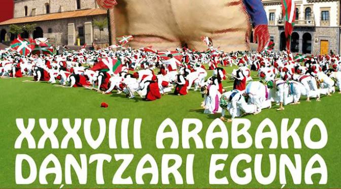 Arabako Dantzari Eguna 2015
